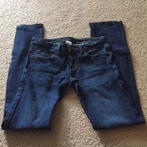 Element blue jeans. Size 27